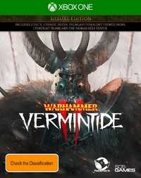 Warhammer Vermintide 2 Deluxe Edition for Xbox One