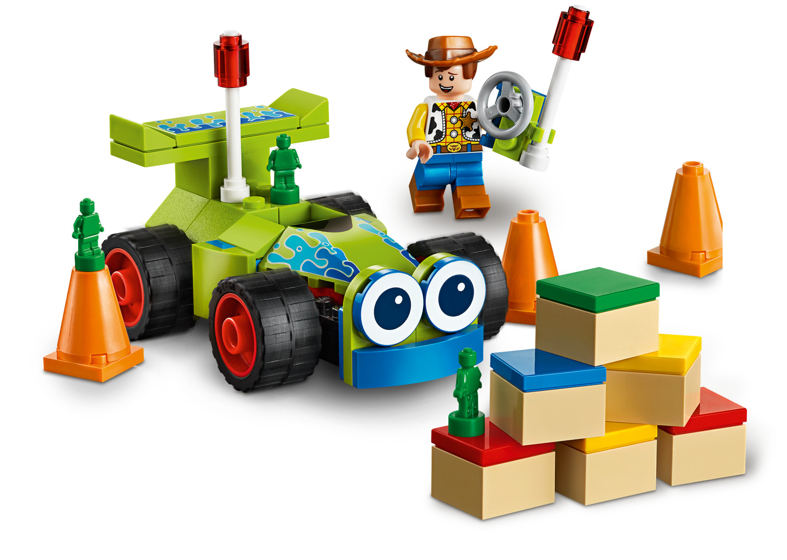 LEGO Disney: Toy Story Woody & RC - (10766) image