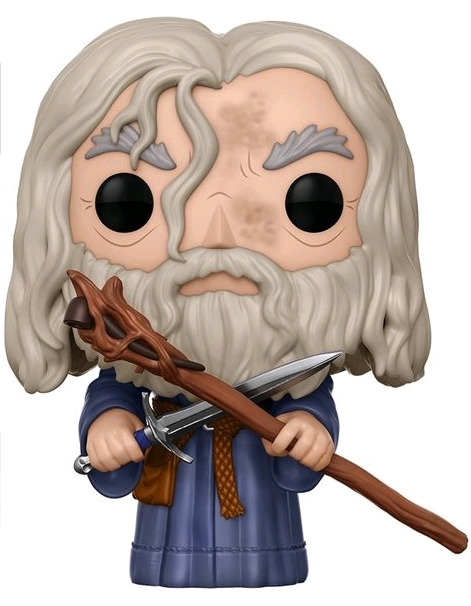 The Lord of the Rings - Gandalf Pop! Vinyl Figure