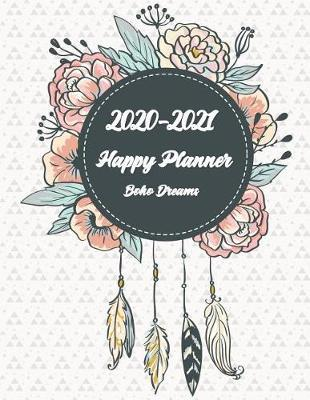 2020-2021 Happy Planner Boho Dreams by Ridegewood Planners