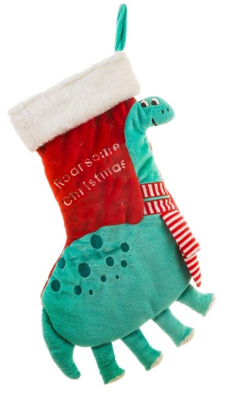 Sass & Belle: Roarsome Dinosaur - Christmas Stocking