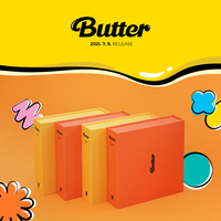 Butter by BTS