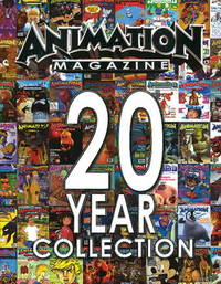 Animation Magazine by John Lasseter image