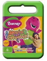 Barney - Movin' And Groovin' on DVD