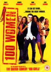 100 Women on DVD