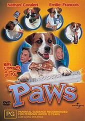 Paws on DVD