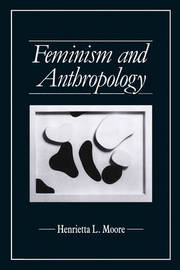 Feminism and Anthropology by Henrietta L. Moore image