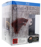 Game of Thrones - Complete 1st & 2nd Seasons Box Set with Pop Vinyl Figure (Mighty Ape Exclusive) on Blu-ray
