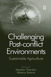 Challenging Post-conflict Environments by Alpaslan Ozerdem