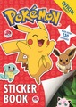 The Official Pokemon Sticker Book by Pokemon