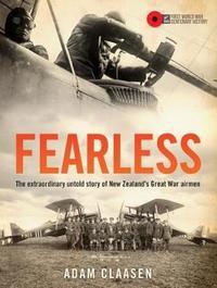 Fearless by Adam R.A. Claasen