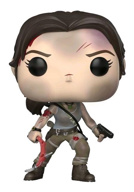 Tomb Raider - Lara Croft Pop! Vinyl Figure