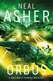 Orbus by Neal Asher image