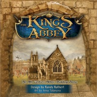 The Kings Abbey - The 11th Century Building Game