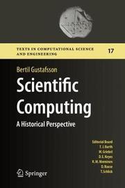 Scientific Computing by Bertil Gustafsson