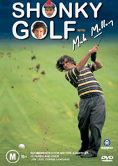 Shonky Golf With Mick Molloy on DVD