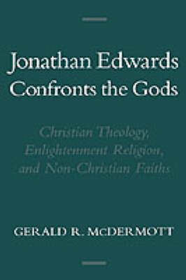 Jonathan Edwards Confronts the Gods by Gerald R McDermott image