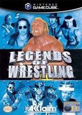 Legends of Wrestling for GameCube
