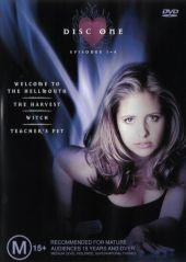 Buffy Season 1 - Disc 1 on DVD