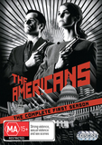 The Americans - The Complete First Season on DVD
