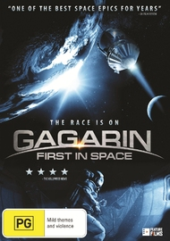 Gagarin: First In Space on DVD