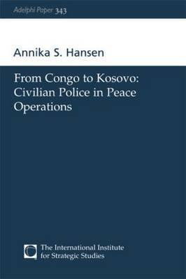 From Congo to Kosovo by Annika S. Hansen image