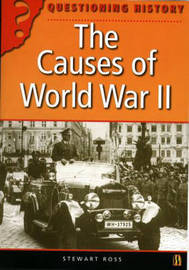 The Causes of World War II by Stewart Ross image