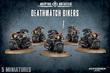 Warhammer 40,000 Deathwatch Bikers