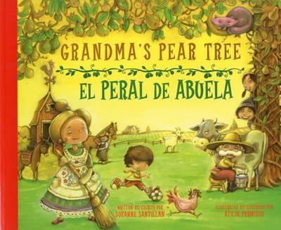 Grandma's Pear Tree/El Peral de Abuela by Suzanne Santillan