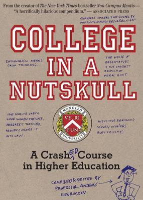 College in a Nutskull: A Crash Ed Course in Higher Education image