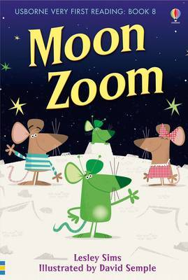 Moon Zoom by Lesley Sims