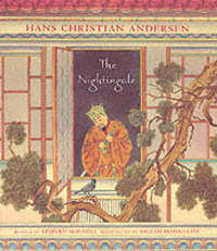 The Nightingale by Hans Christian Andersen image