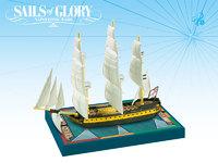 Sails of Glory - HMS Malta 1800 / HMS Tonnant 1798 image