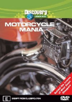 Motorcycle Mania (Discovery Channel) on DVD image