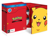 Pokemon: Season 1 - Bluray Collection on DVD