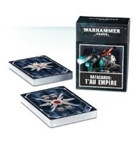 Warhammer 40,000 Datacards: T'au Empire