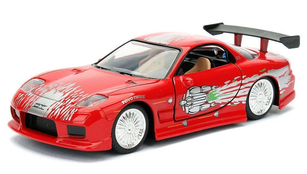 Jada 1/32 Fast & Furious - Dom'S Rx7 Diecast Model