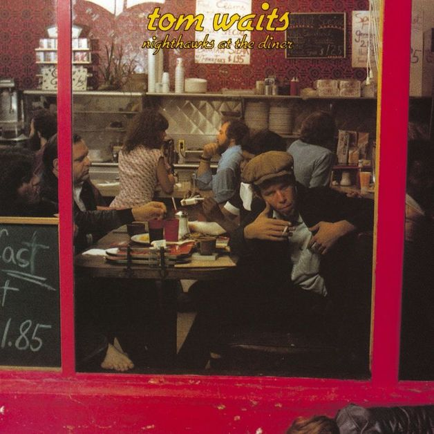 Nighthawks At The Diner (2LP) by Tom Waits