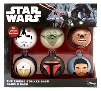Star Wars The Empire Strikes Back Christmas Ornament Set