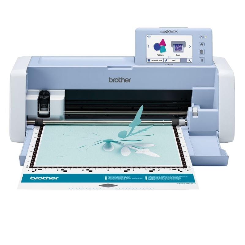Brother SDX1200 Scan'N'Cut Hobby Cutting Machine image