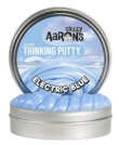 Crazy Aarons Thinking Putty: Mini Tin - Electric Blue