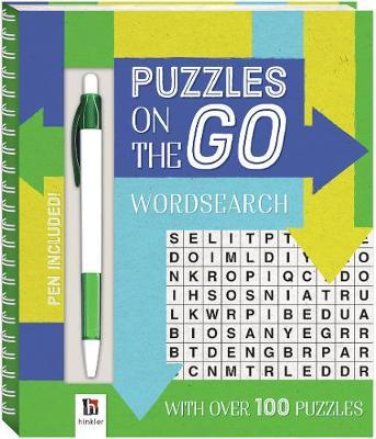 Puzzles on the Go: Word Search 2 (series 7)