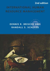 International Human Resource Management by Dennis R. Briscoe image