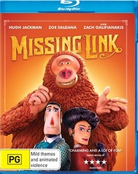 Missing Link on Blu-ray image