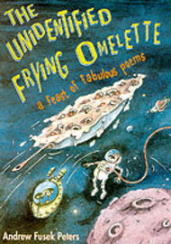 The Unidentified Frying Omelette by Andrew Peters image
