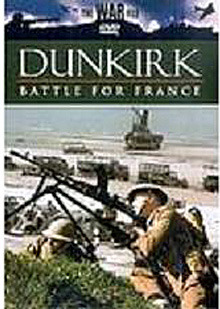 Dunkirk: Battle For France on DVD