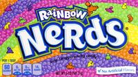 Wonka Rainbow Nerds Theater Box 141g