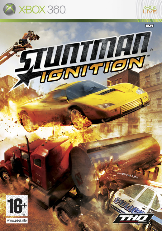 Stuntman: Ignition for Xbox 360 image