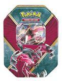 Pokemon TCG XY Shiny Kalos Tin: Yveltal-EX