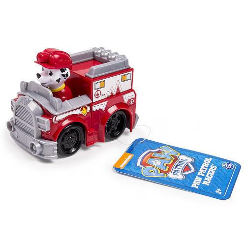 Paw Patrol Racers - Marshall (Firetruck)